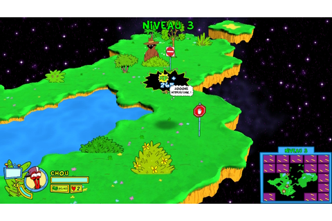 ToeJam & Earl Back in the Groove (19) - Le Mag Jeux High-Tech