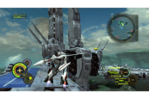 Crunchyroll - Macross 30th Anniversary Game Pilots, Mecha ...