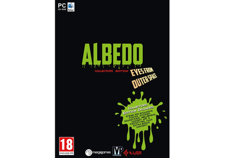 Albedo: Eyes from Outer Space - PC Game | Multirama.gr