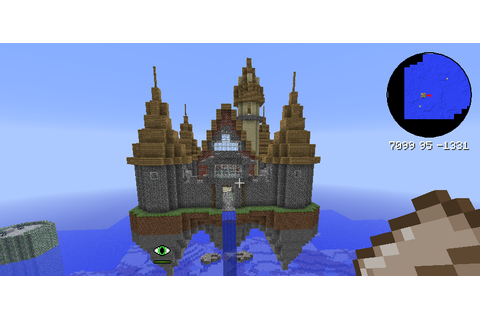 Image - Ruins - Castle in the Sky - Front View.png ...