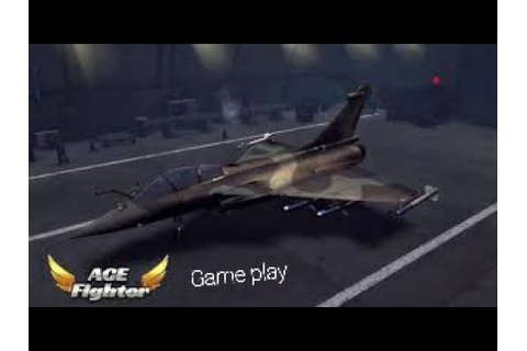 Ace fighter game play🛬 - YouTube