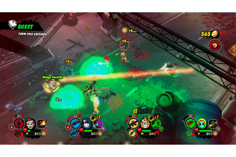 Download Game PC All Zombies Must Die Full Version Free