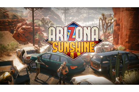 Arizona Sunshine Gameplay Video - YouTube