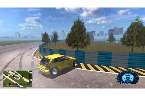Street Legal (PC Game Activision - 2002) 884 HP Hatchback ...