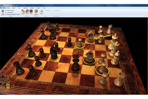 Fritz Chess 13 The Benchmark for Chess Enthusiasts for PC ...