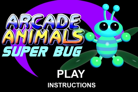 Arcade Animals Super Bug Game - Play Free Animal games ...
