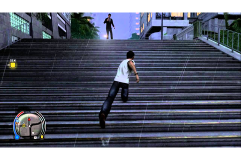 Sleeping Dogs [PC] - Free Running and Shootouts - YouTube