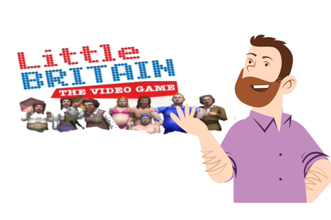 Little Britain The Video Game | OhhhMarmalade - YouTube