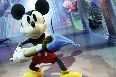Epic Mickey: The Power of Illusion review • Eurogamer.net