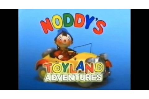 Noddy's Toyland Adventures Theme Song | Movie Theme Songs ...
