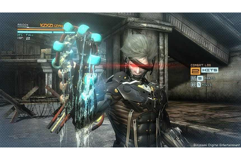 Metal Gear Rising Revengeance Download Free Full Game ...