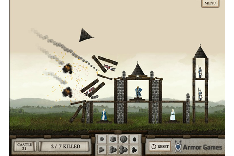 Crush the Castle Hacked / Cheats - Hacked Online Games