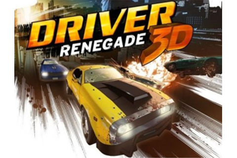 Driver Renegade 3D (3DS) Review - 3DS News from Vooks