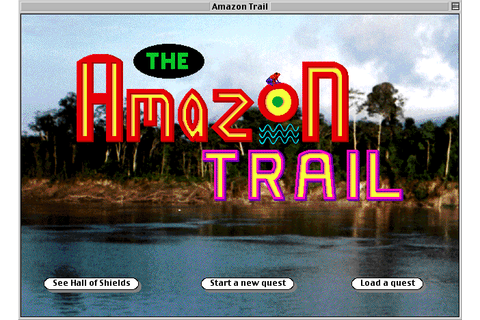 Download The Amazon Trail - My Abandonware