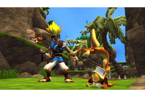 (Vita) Jak & Daxter: The Precursor Legacy review ...