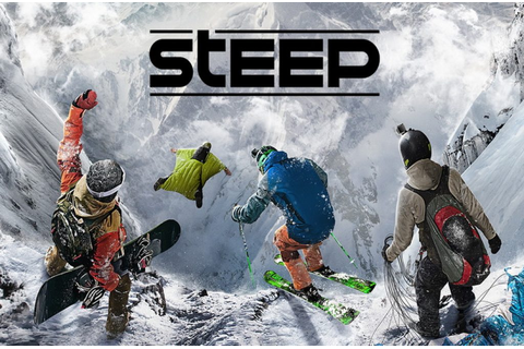 Steep · The Best PC Games