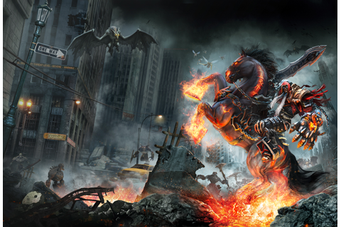 Darksiders Game Warmastered Edition 2017, HD Games, 4k ...