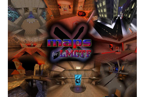 PlanetQuake: X-Maps for LMCTF — 30 Map Expansion Pack for ...