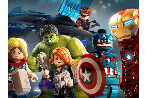 LEGO Marvel's Avengers - New Lego Marvel Game! - YouTube
