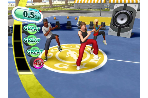 Amazon.com: Gold's Gym Dance Workout - Nintendo Wii: Video ...