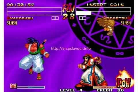 Samurai Shodown 4 Amakusa's Revenge Game Download