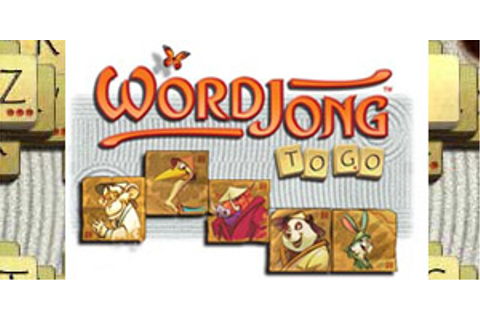 WordJong™ To Go | GameHouse
