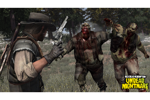 Characters - Undead Nightmare - Red Dead Redemption