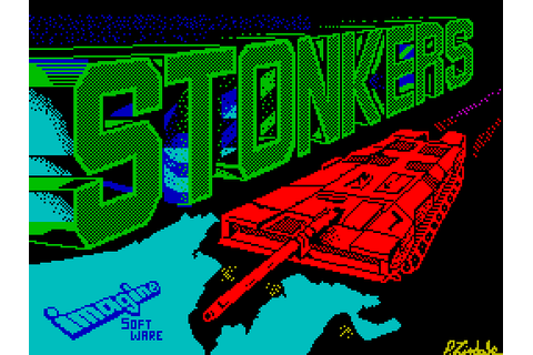 Stonkers (1983) by Imagine ZX Spectrum game