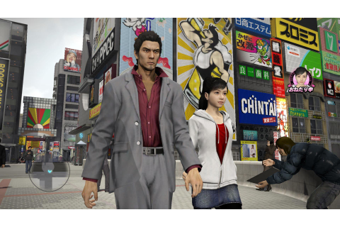 Yakuza 5 Busting Bad Guys on PS3 in Fall 2015 - Push Square