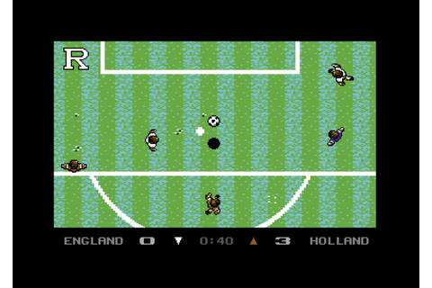 Microprose Soccer | Retro Gamer