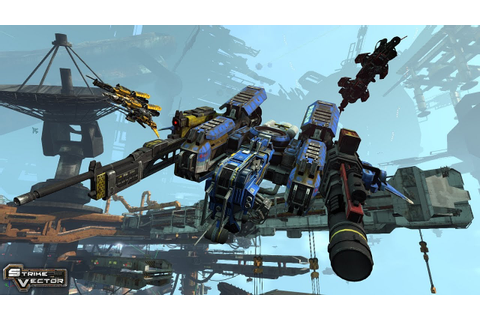 Strike Vector Gameplay - YouTube