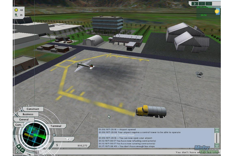 Downlaod Game Airport Tycoon 3 ~ Gaming Zone