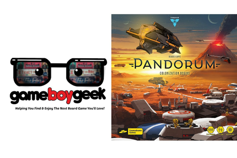 Pandorum Preview with the Game Boy Geek - YouTube