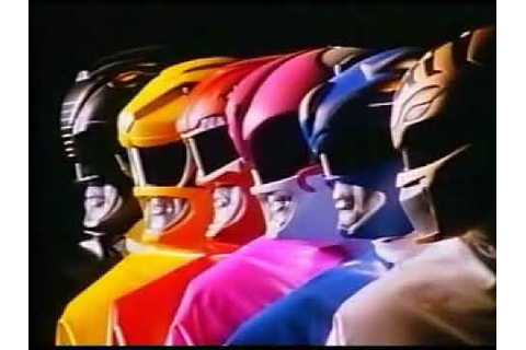 Mighty Morphin Power Rangers: The Movie Teaser Trailer ...