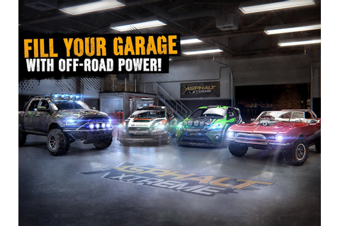 Asphalt Xtreme: Rally Racing - Android Apps on Google Play
