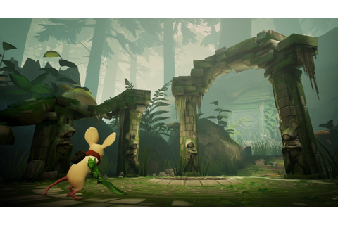 Moss Set To Release On February 27th On PSVR - VR News ...