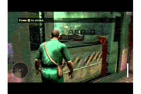 [PSP] Manhunt 2 Gameplay - YouTube