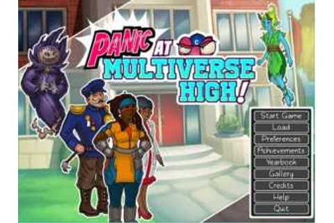 PANIC at Multiverse High Download Free Full Game | Speed-New