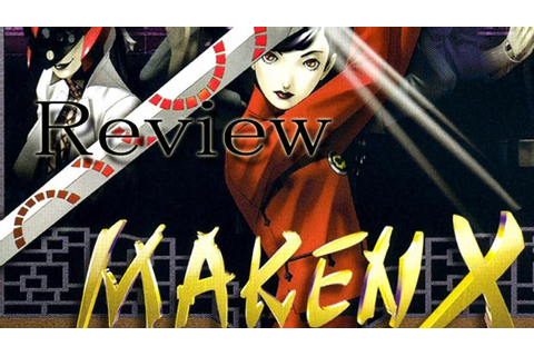 Retro Review: Maken X | SEGA Nerds