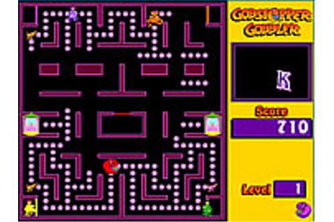 Gobstopper Gobbler, online free game.