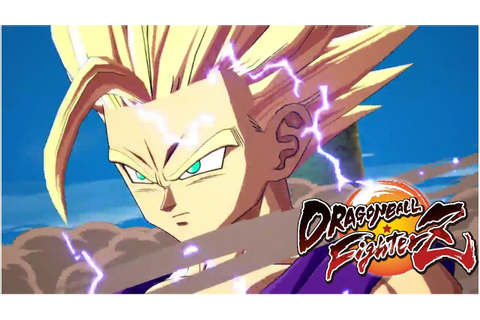 New DBZ Game E3 2017 Trailer - Dragon Ball FighterZ - YouTube