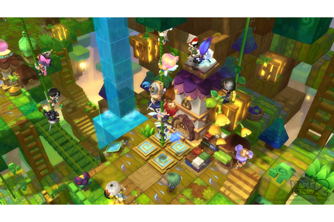 Maplestory 2 Review and Download – MMOBomb.com