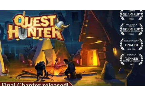 Quest Hunter Free Download - Zone Game