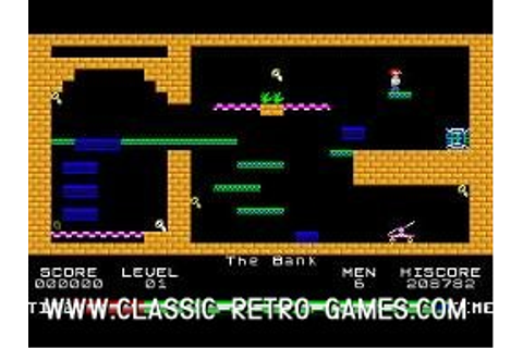 Download Blagger & Play Free | Classic Retro Games