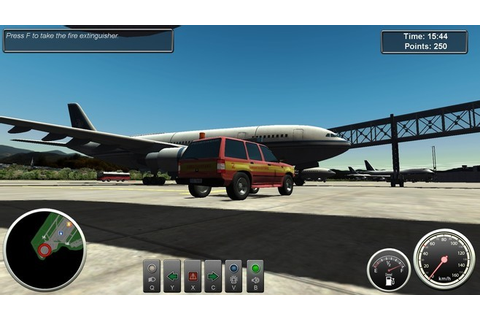 Airport Fire Department - The Simulation | wingamestore.com