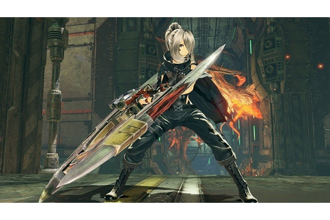 God Eater 3 Gameplay Video Shows Off Female Protagonist ...