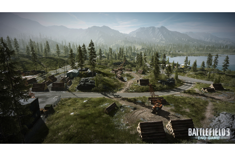 Battlefield 3: End Game maps detailed with screenshots | VG247