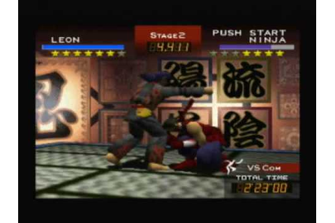 Fighters Destiny (N64) - YouTube