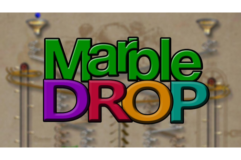 Marble Drop - PUZZLE GAME OF MY CHILDHOOD! - YouTube