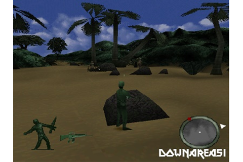 Army Men Operation Meltdown PS1 ISO - Download Game PS1 ...